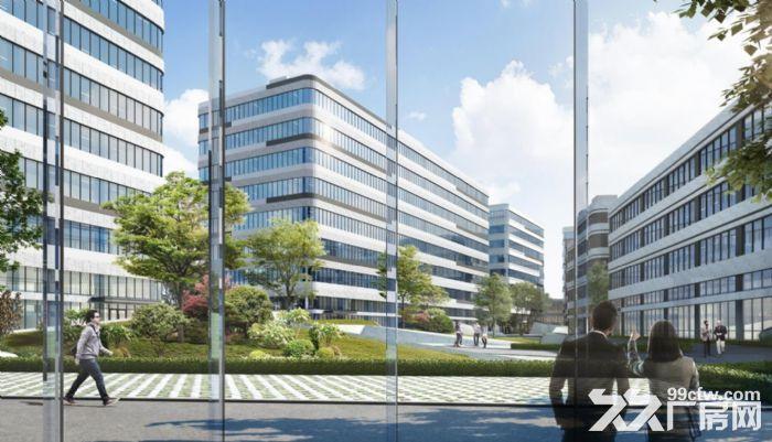 广佛一体化,多层独栋形象园区厂房出售,适合办公研发生产-图(3)