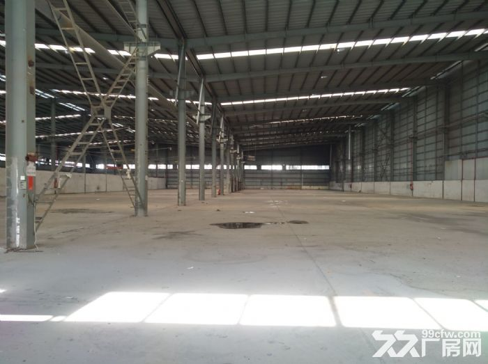 佛山市三水区乐平范湖工业园C区三花路厂房总面积约7600平方米(可分租)-图(3)