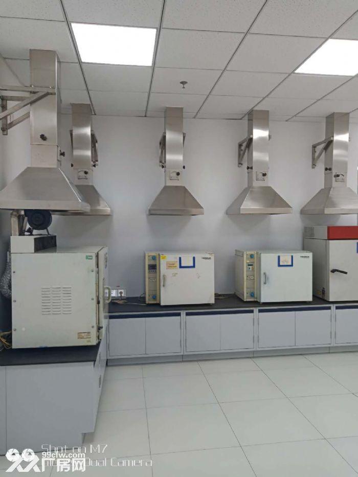 金海路地铁站旁,300平厂房,适医械组装,生化实验,检测仓储-图(1)