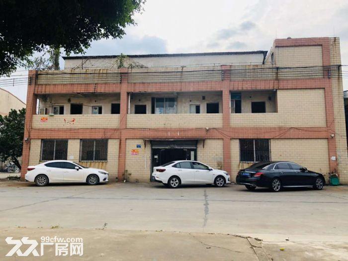 佛山市狮山罗村独门独院2610平方出租(可780平方起租)-图(1)