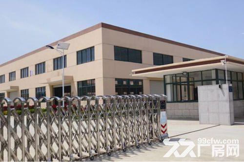 宁波江北厂房出售13.5亩空地大-图(1)