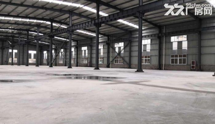 小港江南中路一楼2200平米高8米钢架厂房出租-图(1)
