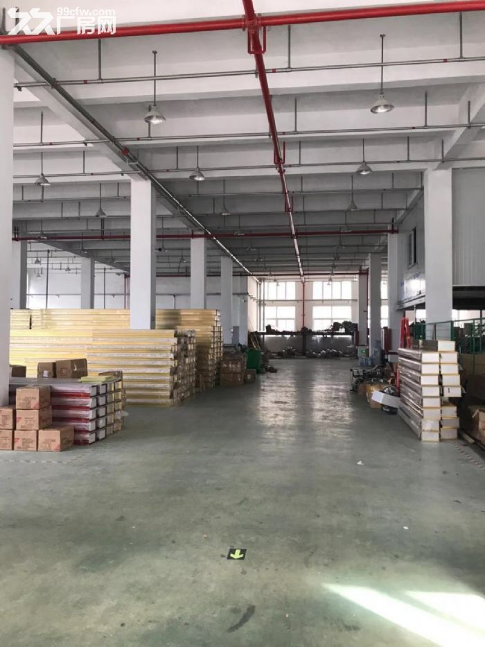 瑞安塘下北工业区一楼厂房1000平米出租高度6米-图(2)