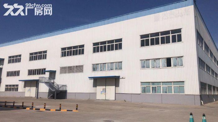 单层轻钢厂房出租,层高12米,生产环评,配套安保食堂等-图(2)