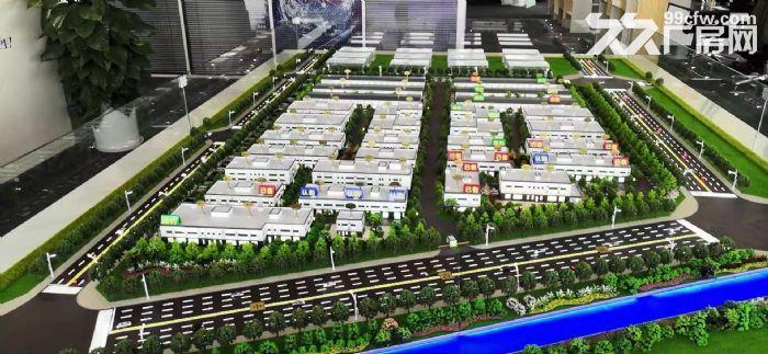 [标准厂房]烟台市福山区.中南高科智能制造产业园钢结构厂房出售产证齐全有环评-图(4)