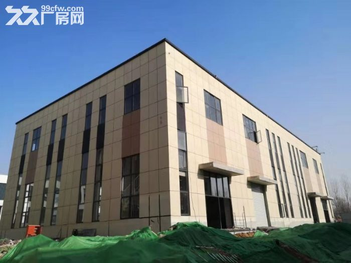 [标准厂房]烟台市福山区.中南高科智能制造产业园钢结构厂房出售产证齐全有环评-图(7)