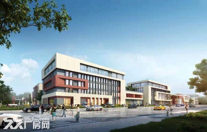 秦汉新城优质产业园区交通便利配套齐全可办环评可按揭-图(3)