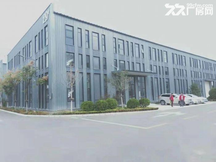 厂房出售【800−6000平】钢混结构【首层8.1米】可贷款-图(2)