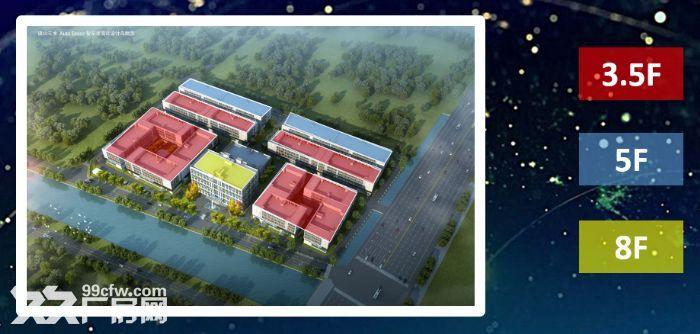 (非中介)广州周边佛山三水汽车配及其上下游行业专业园区50年产权花园式-图(2)