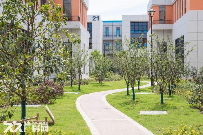 (非中介)广州周边佛山三水汽车配及其上下游行业专业园区50年产权花园式-图(7)