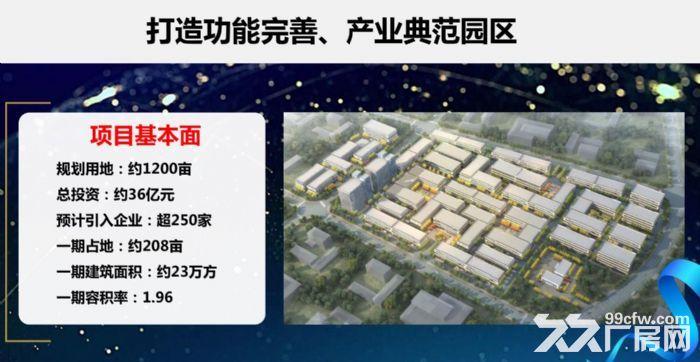 广州产业转移地江门新会全新50年产权厂房出售-图(3)