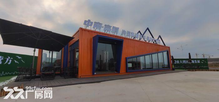 凤岗隔壁惠州仲铠高新区全新50年产权厂房可按揭销售-图(1)