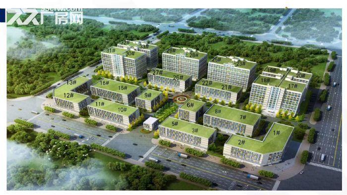 凤岗隔壁惠州仲铠高新区全新50年产权厂房可按揭销售-图(2)