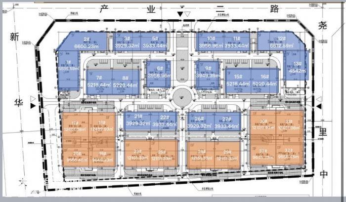 凤岗隔壁惠州仲铠高新区全新50年产权厂房可按揭销售-图(3)