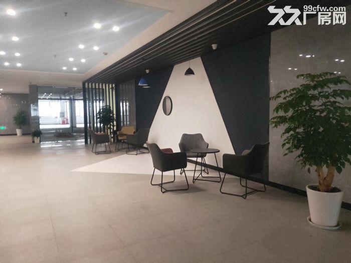 张江南,康桥11号线地铁口旁400㎡至600㎡精装办公环境好,1.6元起至2.5-图(5)
