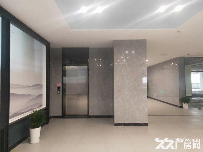 浦正地产,专业服务,康桥11号线地铁口旁200㎡至1400㎡精装办公环境好-图(1)