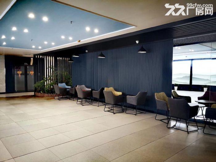 浦正地产,专业服务,康桥11号线地铁口旁200㎡至1400㎡精装办公环境好-图(5)