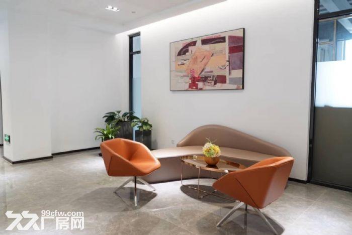 专业企业选址服务,张江九洲中心80平至2600平精装修文化创意设计办公室-图(1)