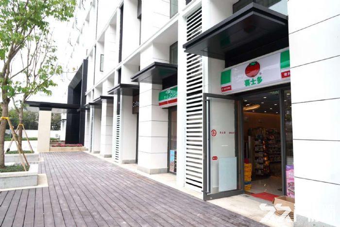 专业企业选址服务,张江九洲中心80平至2600平精装修文化创意设计办公室-图(4)