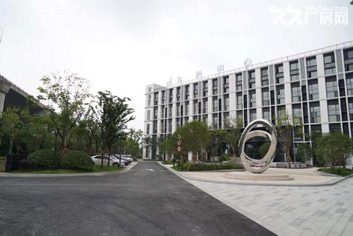 专业企业选址服务,张江九洲中心80平至2600平精装修文化创意设计办公室-图(5)