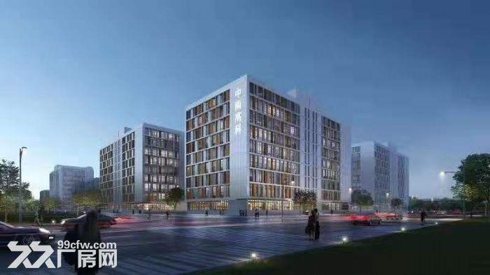中山市首批独栋厂房—花园式厂房5层高出售-图(1)