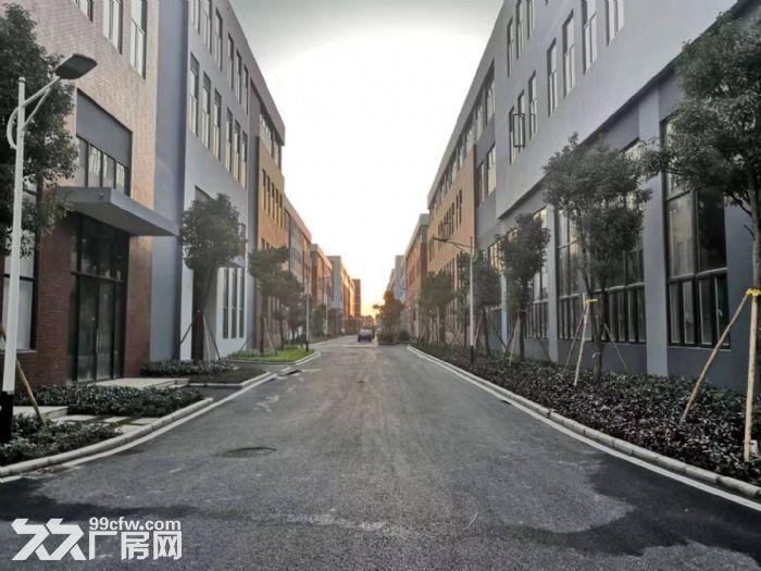 中山市首批独栋厂房—花园式厂房5层高出售-图(2)