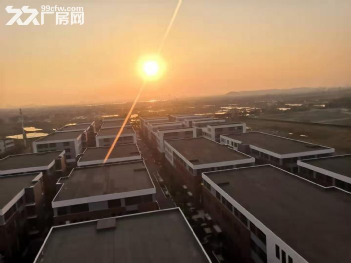 中山市首批独栋厂房—花园式厂房5层高出售-图(7)