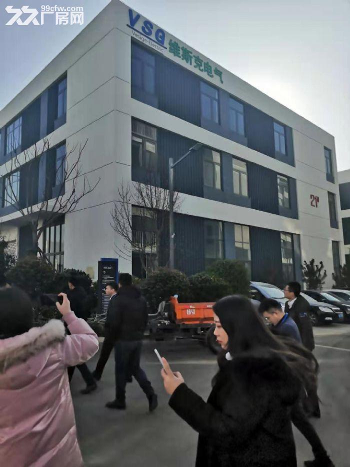 【标准厂房】福山区.中南高科智能制造产业园厂房出售有环评低首付首层7.9-图(1)