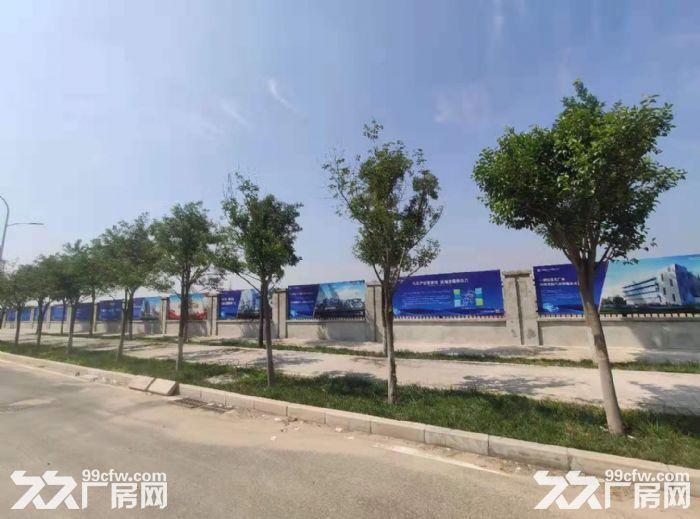 秦汉汽车零部件产业园二期土地招商绝对凌空优势-图(1)
