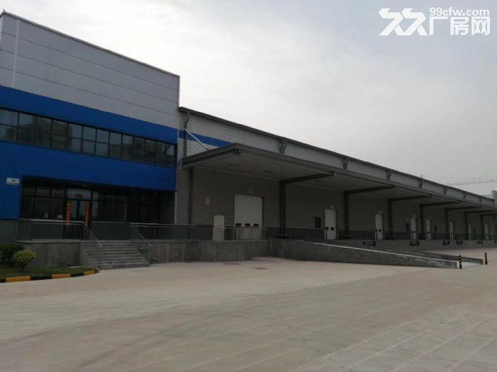 (业主)出租武汉市东西湖区一层高标仓库3.4万平独门独院-图(1)