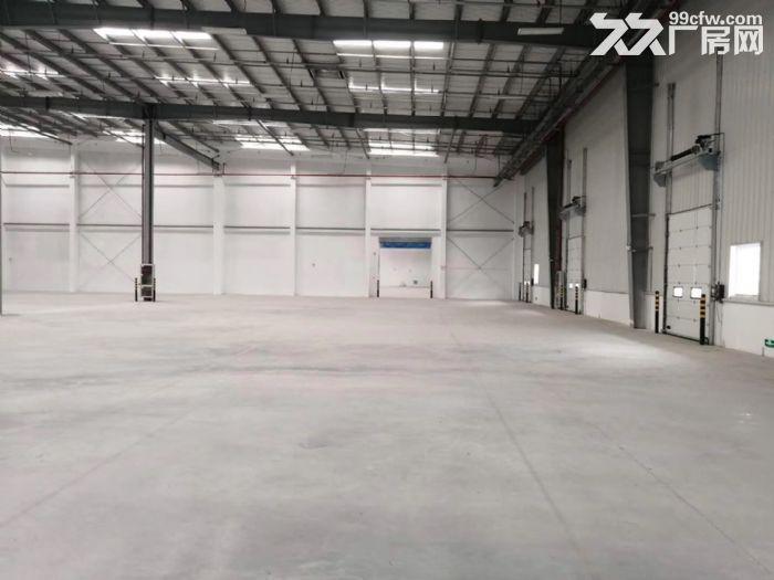(业主)出租武汉市东西湖区一层高标仓库3.4万平独门独院-图(2)