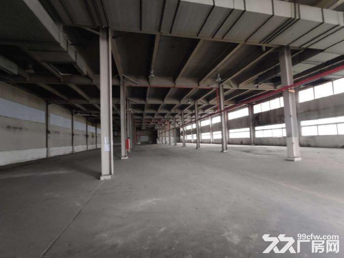 厂房出租,正规园区手续齐,单层轻钢,可生产-图(1)