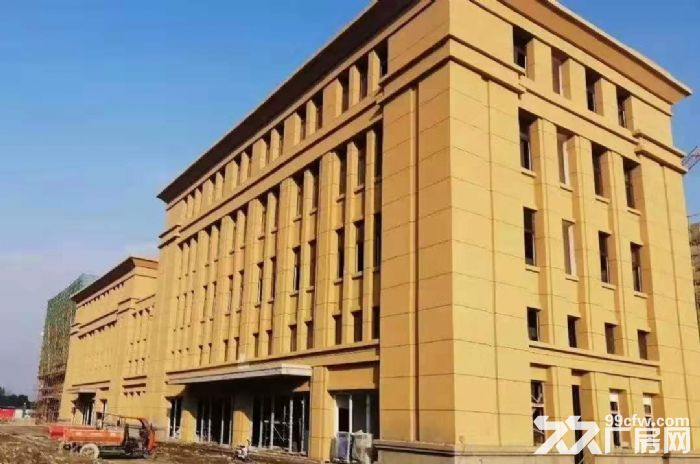 栖霞南京国家级经济技术开发区第一品牌工业产业园495−−6208平标准独栋多层厂-图(2)