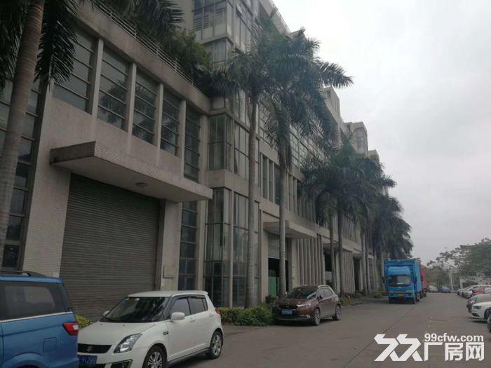 禅城区张槎35000平方米花园式厂房写字楼低价出租-图(1)