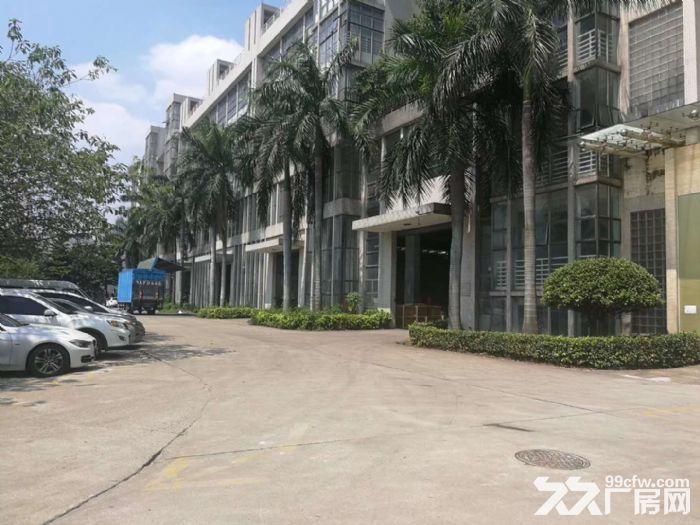 禅城区张槎35000平方米花园式厂房写字楼低价出租-图(2)