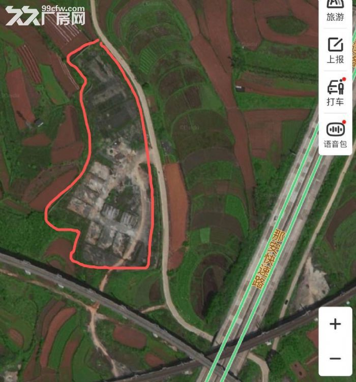 (推荐)五象新区玉洞大道70号附近24亩场地招租-图(2)