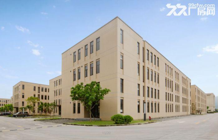 九龙坡、沙坪坝、大渡口工业园区独栋产权厂房(准现房可做环评可按揭)-图(1)