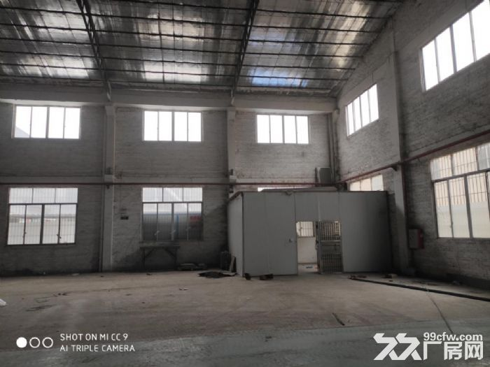 高明富湾工业区2500方标准厂房出租(办公室宿舍配套齐全),可过环评-图(3)