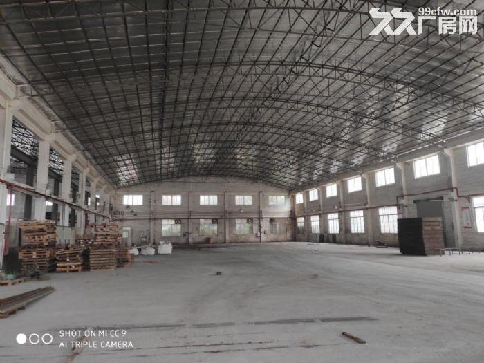 高明富湾工业区2500方标准厂房出租(办公室宿舍配套齐全),可过环评-图(4)
