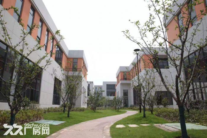标准钢筋混凝土框架结构厂房,有产权,八米层高,交通便利-图(1)