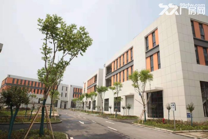 标准钢筋混凝土框架结构厂房,有产权,八米层高,交通便利-图(3)