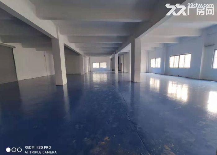 沙溪康乐北路全新装修厂房二楼750平方,办公室水电齐全,主线到位-图(1)