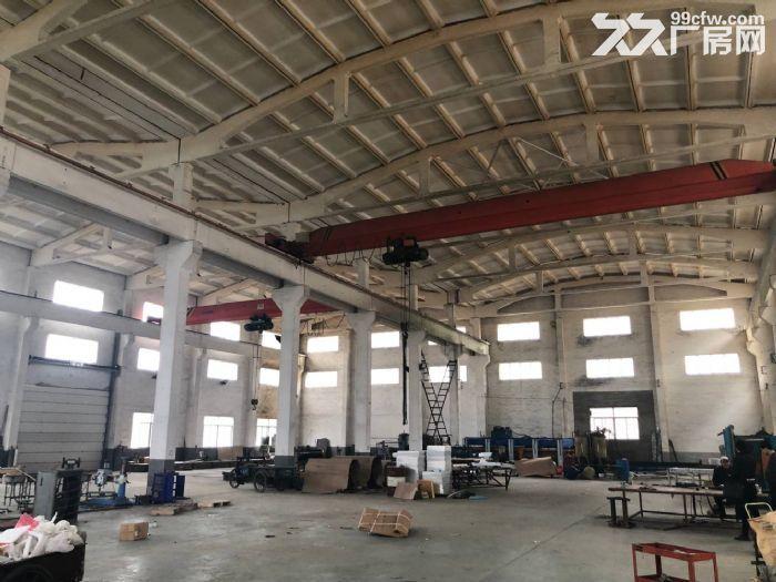 出租天宁郑陆三河口机械厂房800平方起吊高度10米-图(1)