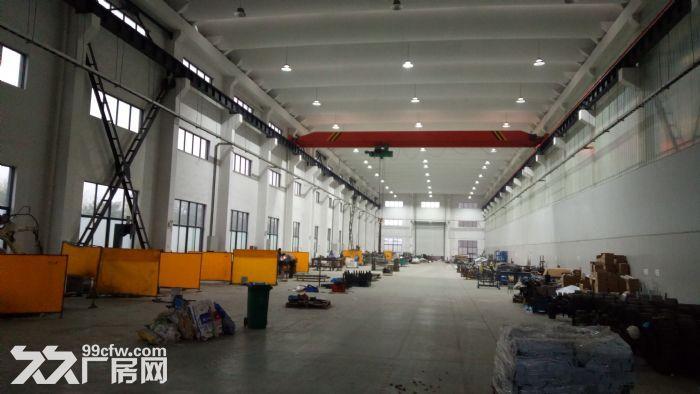 出租天宁郑陆三河口机械厂房800平方起吊高度10米-图(3)