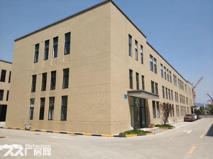 两江新区独栋标准厂房独立产权可按揭2500平-图(2)