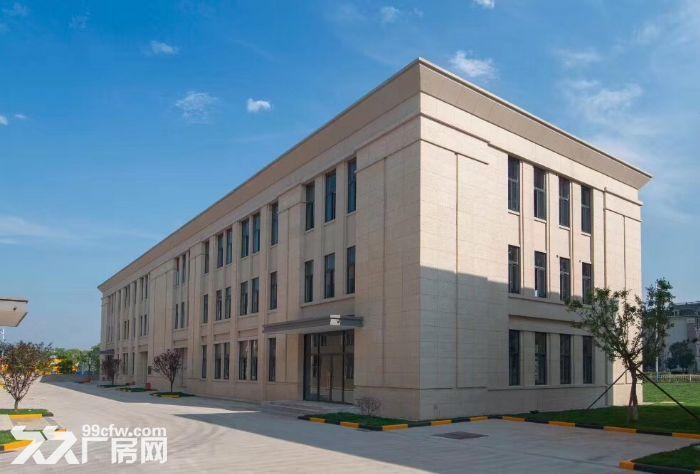 两江新区独栋标准厂房独立产权可按揭2500平-图(3)
