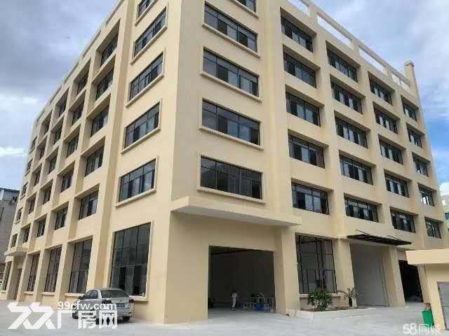 邻里中心9621方办公楼可分租厅大高调一楼沿街店面-图(1)