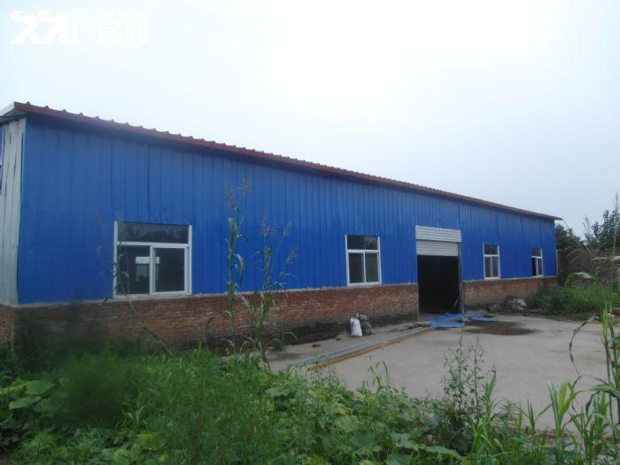厂房和空地出租,可做加工制造或物流仓储。-图(1)