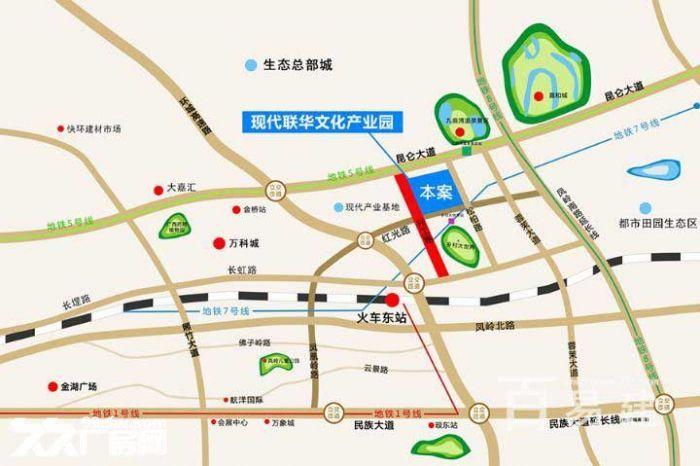 火车东站旁标准厂房出租,有一楼,交通便利-图(4)