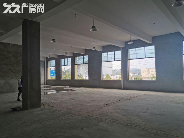 高新区标准厂房大小面积都有_6米层高_有一楼,都龙科技园-图(4)